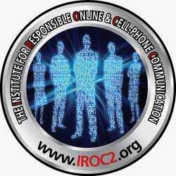 IROC Logo: The Institute for Responsible Online and Cell Phone Communication