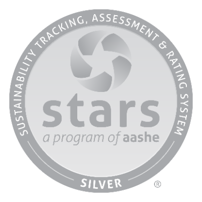 STARS silver rating badge