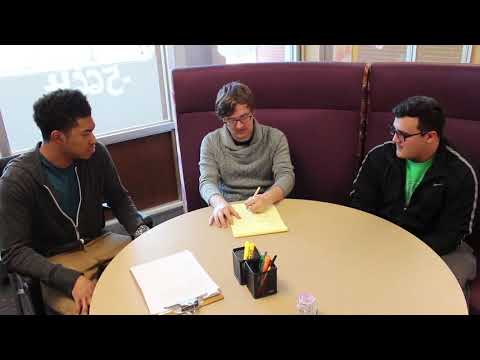 Writing Center Video