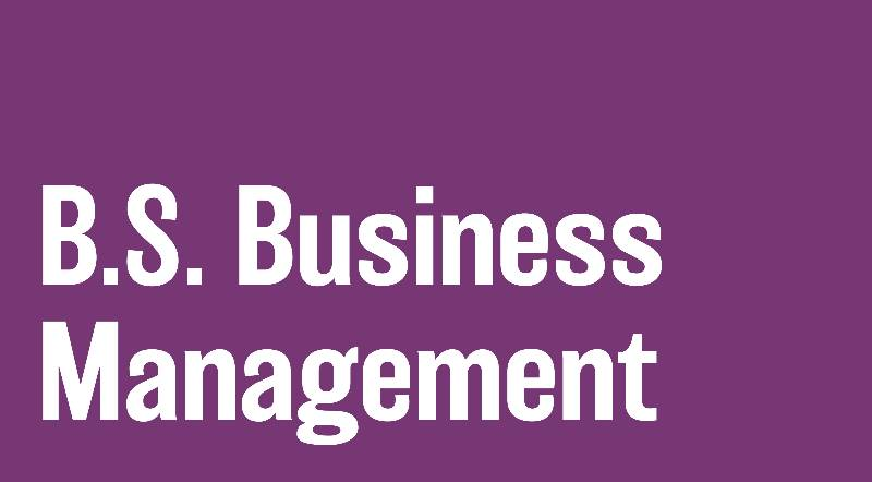 Bachelor of Science in Business Management