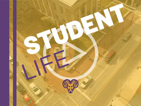 Watch the Student Life at WCU Video