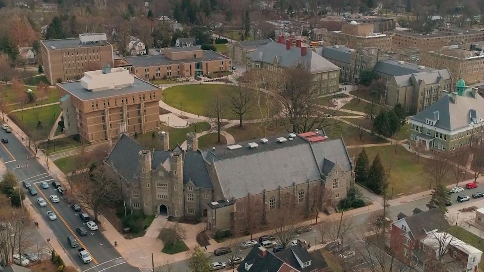 Visit Us West Chester University