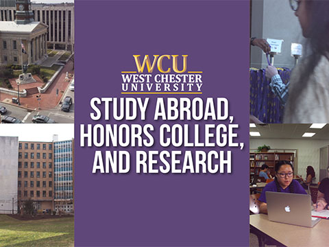 Study Abroad, Honors College, and Research