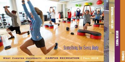 Campus Rec West Chester University