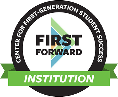 Center for First-Generation Student Success - First Forward - Institution