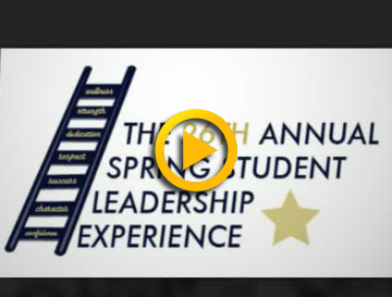 Spring Student Leadership Experience