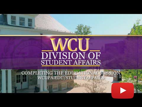 WCU Student Affairs Completing the Educational Mission