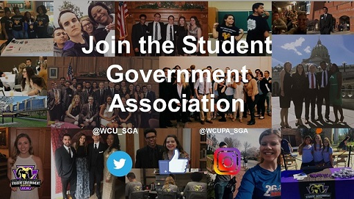 Join the Student Government Association