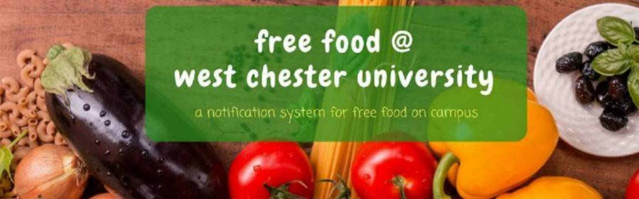 Have you joined the free food facebook group yet? - Free food at West Chester University