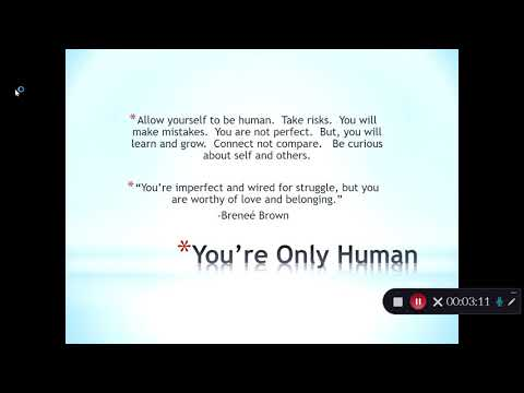 Video: We're Only Human