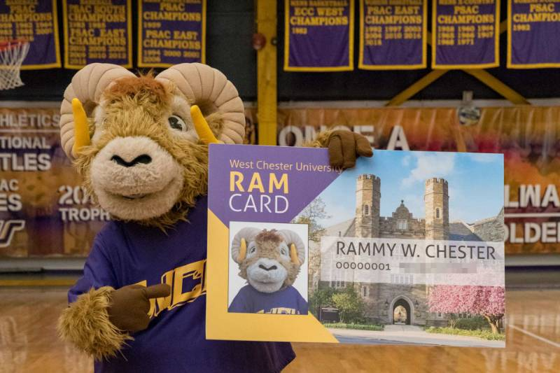 Rammy with Ram Card