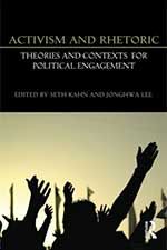 Activism and Rhetoric Book Cover