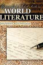 Approaches to Select Texts in World Literature Book Cover