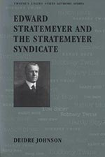 Edward Stratemeyer and the Stratemeyer Syndicate Book Cover