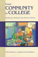 From Community to College Book Cover