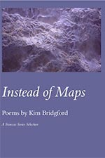 Instead of Maps Book Cover
