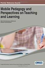Mobile Pedagogy and Perspectives on Teaching and Learning Book Cover