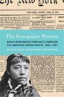 Newspaper Warrior book cover