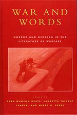 War and Words Book Cover