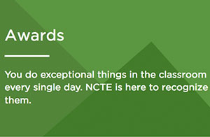 National Council of Teachers in English (NCTE)
