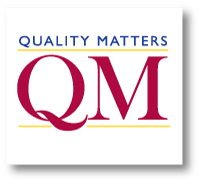 Meeting Quality Matters Standards in Online Education
