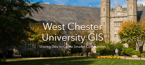 Geography And Planning Home West Chester University