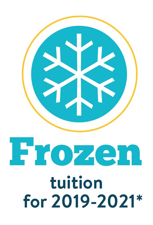 Tutition Frozen
