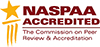 NASPAA Acredited - The Commission on Peer Review and Accreditation logo