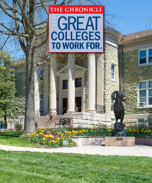 WCU Great Place to Work 2018