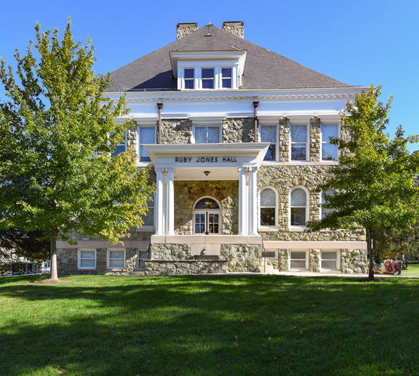 a9658932c88 WCU Earns Historic Preservation Award for Ruby Jones Hall - West ...