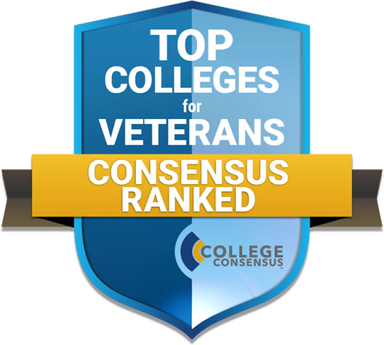 Top School for Veterans Sheild