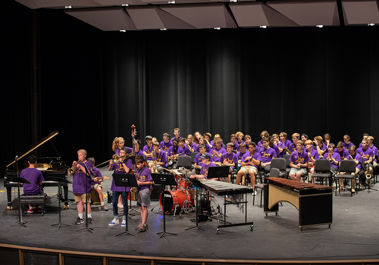 Music summer camp at west chester university