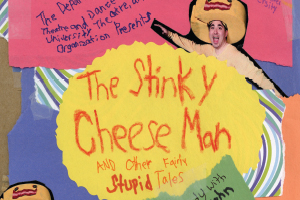 Stinky Cheese Man