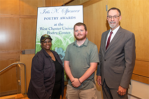 West Chester Students Win Poetry Honors