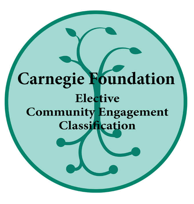 Carnegie Community Service 2020 West Chester University