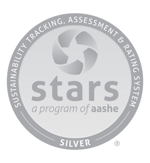 Sustainability Rating System Award Silver