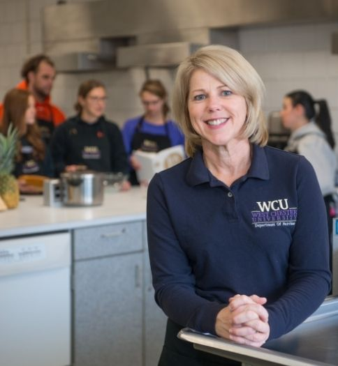 Subach Honored for Exceptional Teaching for Dietetic Education