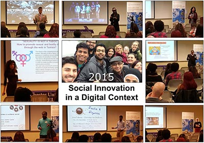 2015 SocialInnovation in a Digital Context collage