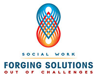 Social Work Month Logo