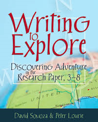 image of book cover: Discovering Adventure in the Research Paper