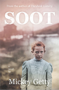 front bood cover entitled Soot
