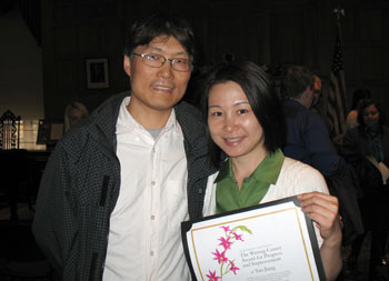 Yan and Husband