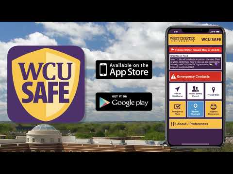 WCUSafe video Instructions