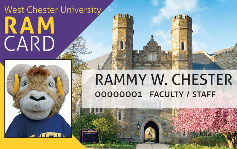 RAM Card, Your Key to Everything at WCU