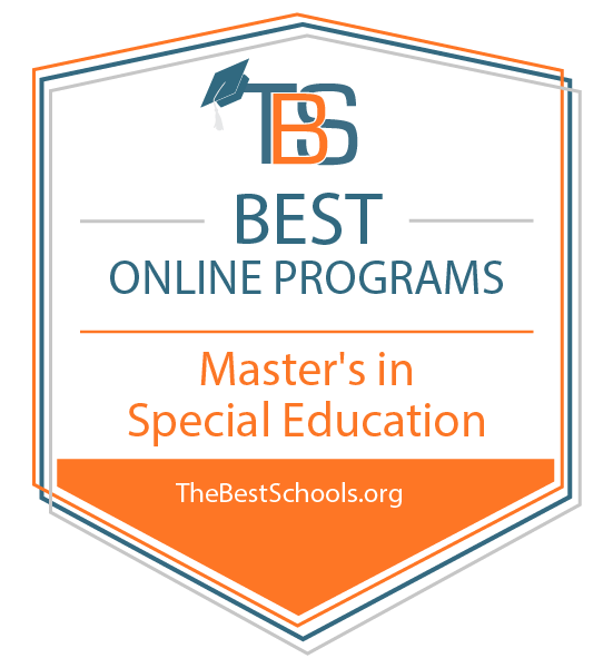 Best Online Programs - Master's in Special Education