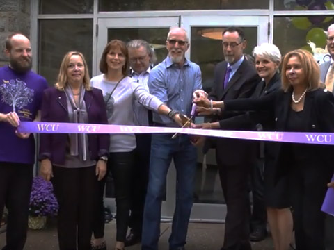 Ribbon Cutting Video