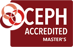 CEPH Accredited Masters