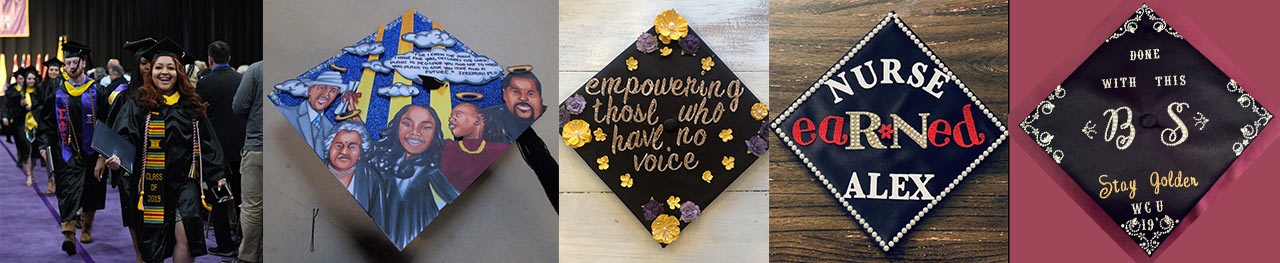 Decorated Mortarboard Contest