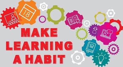 Image result for Make learning a habit