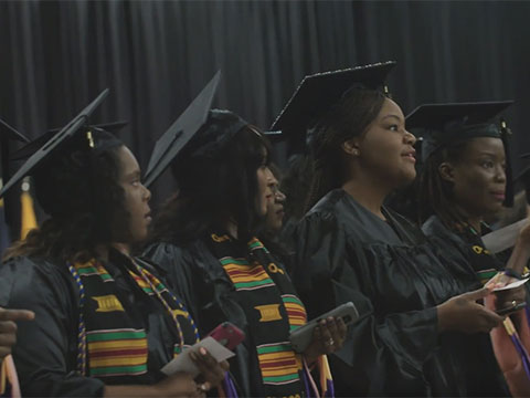 video: WCU Commencement Highlight 2017